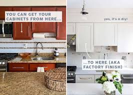 best paint and finish for kitchen cabinets the right way to paint your kitchen cabinets and save