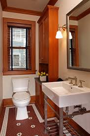 Craftsman Style Bathroom Fixtures Minneapolis Mission Style Bathroom Craftsman With 1 2 Traditional