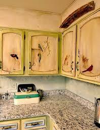 hand painted kitchen cabinets designs design hand painted kitchen cabinets