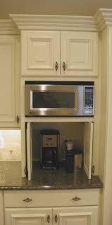 kitchen cabinet microwave shelf kitchen microwave cabinet clever design 2 best 25 storage ideas on