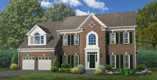 new single family home designs at canter creek upper marlboro