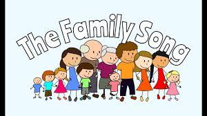 family members song for esl learning song