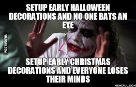 Early Internet Memes - in light of recent memes about early christmas decorations 9gag