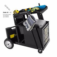 welding cabinet with drawers universal welding cart w 4 drawer cabinet mig tig arc plasma cutter