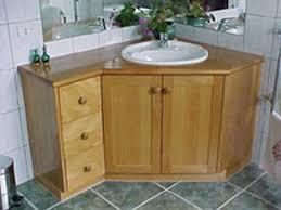 Design For Corner Bathroom Vanities Ideas Bathroom Awesome Corner Bathroom Vanities And Cabinets Luxury