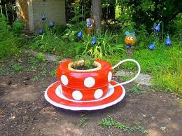 Recycling Ideas For The Garden 40 Cool Recycling Ideas Diy Decoration From Furniture