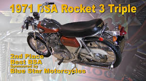 clymer manuals bsa rocket 3 triple triumph trident walk around