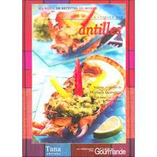 cuisine des antilles la cuisine des antilles coffret de 48 fiches avec une pochette