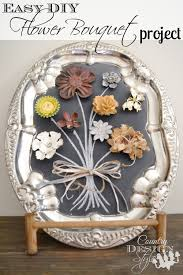 flower magnets country design style