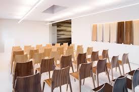 scandinavian design restaurant chair molded plywood