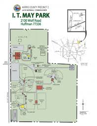 harris county commissioner precinct 2 parks list all parks