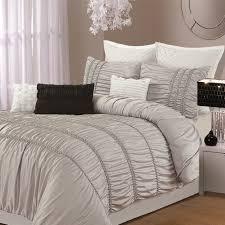 Ruffled Comforter Bedroom Ruffle Bed Comforter Ruffle Comforter Grey Ruffle