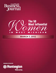 Grand Rapids Thanksgiving Parade The 50 Most Influential Women In West Michigan 2012 By Grand