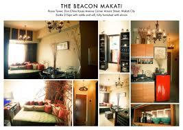 cozy studio wifi greenbelt makati apartments for rent in