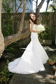 strapless lace mermaid wedding dress sweetheart mermaid wedding
