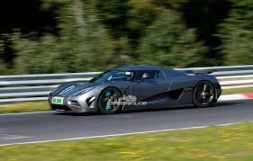 koenigsegg key koenigsegg crashes an agera r test mule at nürburgring 6speedonline