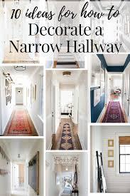 hallways narrow hallway decorating ideas love u0026 renovations