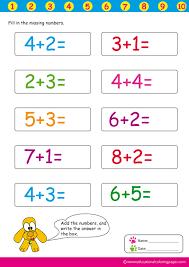 eli u0027s blog free addition worksheets to color