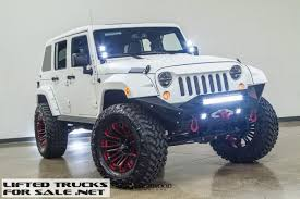 lifted jeep wrangler jeep wrangler unlimited lifted kevlar coated fastback custom leather