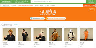 instacart delivers last minute halloween costumes sfgate