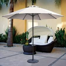 Heavy Duty Patio Umbrellas Ship 9 Sunbrella Aluminum Heavy Duty Commercial Patio