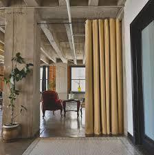 Diy Room Divider Curtain Creative Of Diy Room Divider Curtain Best 25 Ideas