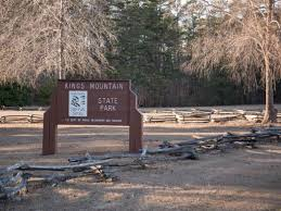 Nc State Parks Map by Crowders Mountain State Park Hiking