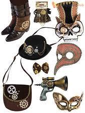 steampunk costume ebay