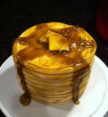 decorative cakes pancake birthday cake beth s