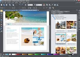 web designer magix xara web designer 365 v12 6 1 free software reviews