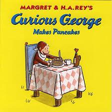 curious george pancakes margret rey rey
