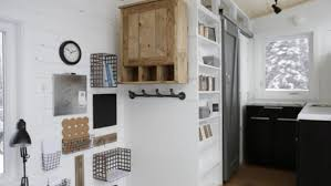 houses with elevators white s open concept modern tiny house with elevator bed