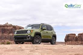 jeep renegade stance jeep renegade review test drive