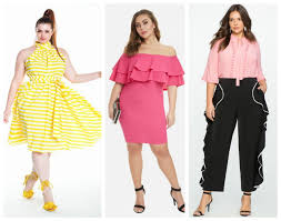 Fashion Trends 2017 by The Best Spring 2017 Trends For Plus Size Women