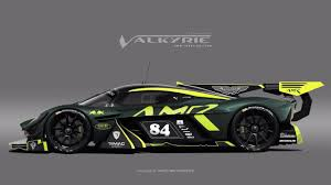 aston martin racing team which livery looks best on the aston martin valkyrie