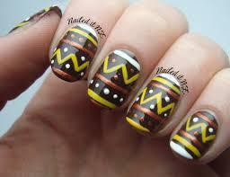 nail arts for short nails nail art designs