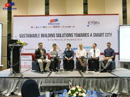 Sustainable Building Solutions Eurocham Organised Conference Providing Sustainable Building