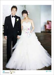 the 10 best south korean celebrity bride and groom wedding