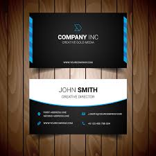 Red Business Cards Black And Red Business Card Free Vector Download 32 337 Free