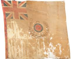 New Brunswick Flag Long Lost Regimental Colour From War Of 1812 To Rise Again
