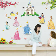 Popular Disney Wall StickersBuy Cheap Disney Wall Stickers Lots - Disney wall decals for kids rooms