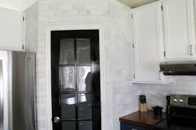 marble kitchen design carrara marble backsplash homesfeed