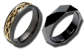 black titanium rings absolute design s black titanium bands engagement rings wedding