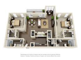 split two bedroom layout one two and three bedroom apartments in suwanee ga