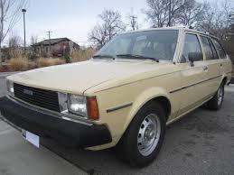 original toyota corolla 1981 toyota corolla wagon original owner a c for sale photos
