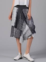crea concept layered skirt by crea concept at hello boutique