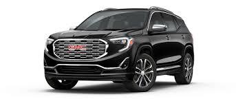 gmc terrain 2018 black new cadillac u0026 buick sales near chicago il luxury car inventory