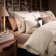 Toddler Duvet John Lewis Buy John Lewis Pheasant Scene Duvet Cover And Pillowcase Set