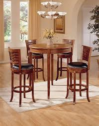 High Bar Table Set Small Round Pub Table Sets Interior Design