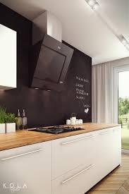 Chalkboard Kitchen Backsplash Product Visualiaztion For Teka Freelancers 3d